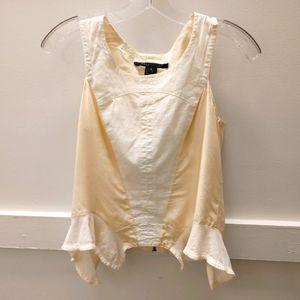 Marc Jacob silk/ cotton top